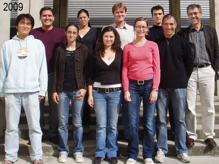 equipe_ECOIH-2009