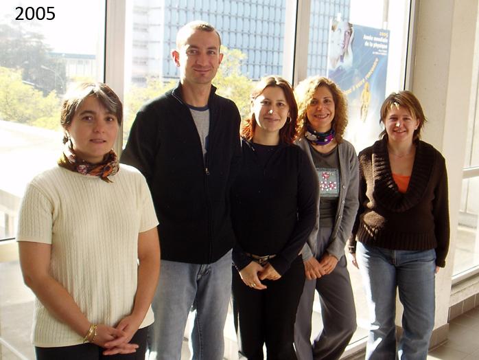 Equipe-SYMAC-2005